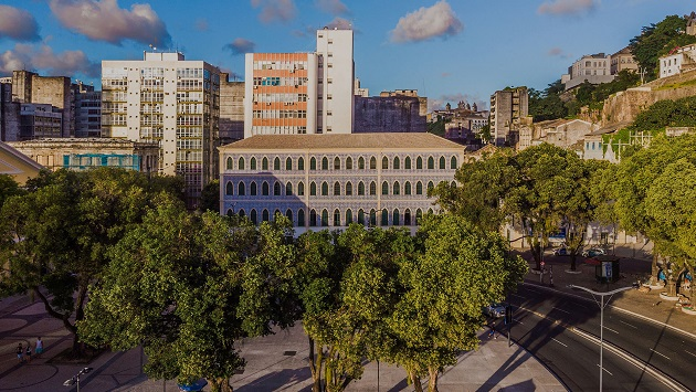 Cidade da Música da Bahia é inaugurado em casarão histórico de Salvador - Foto: Reprodução - Foto: Reprodução